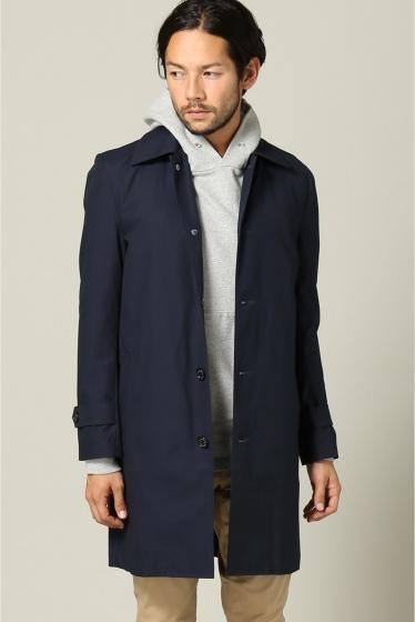 ���㡼�ʥ륹��������� fox umbrellas / �ե��å�������֥�饺:soutien collar coat w/line �ͥ��ӡ�