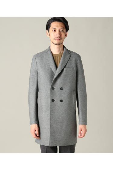 ���㡼�ʥ륹��������� harris wharf london /�ϥꥹ��ե��ɥ� : boxy D.B coat �ܺٲ���4
