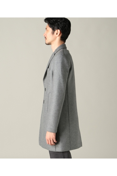 ���㡼�ʥ륹��������� harris wharf london /�ϥꥹ��ե��ɥ� : boxy D.B coat �ܺٲ���5