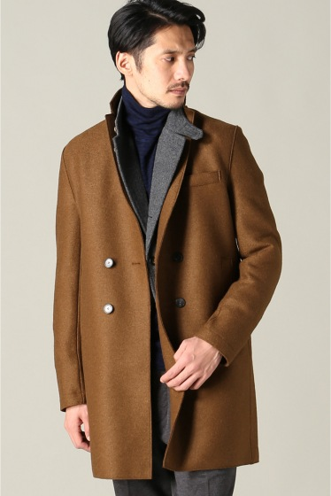 ���㡼�ʥ륹��������� harris wharf london /�ϥꥹ��ե��ɥ� : boxy D.B coat ������