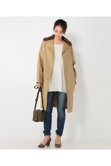 �ץ顼���� TRADITIONAL WEATHERWEAR ���������������� with FUR �ܺٲ���3