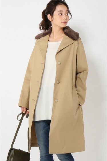 �ץ顼���� TRADITIONAL WEATHERWEAR ���������������� with FUR �١�����