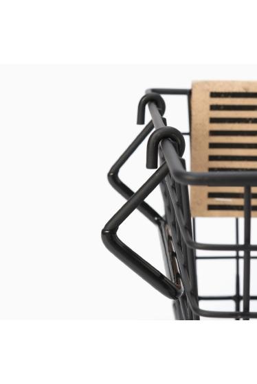 ���㡼�ʥ륹��������� �ե��˥��㡼 Rochester wire basket shelf S bk �ܺٲ���4