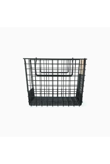 ���㡼�ʥ륹��������� �ե��˥��㡼 Rochester wire basket shelf L bk �ܺٲ���2