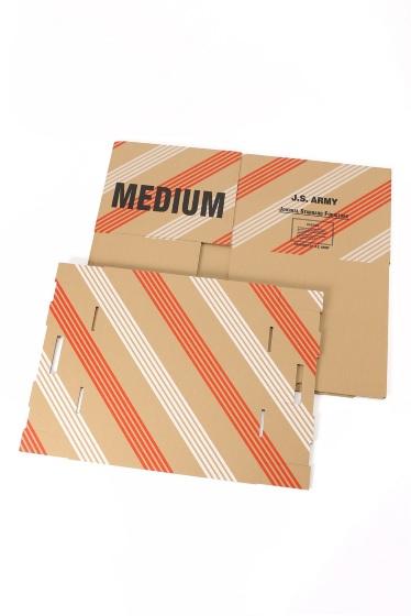 ���㡼�ʥ륹��������� �ե��˥��㡼 JS ARMY PX BOX 1 �ܺٲ���19