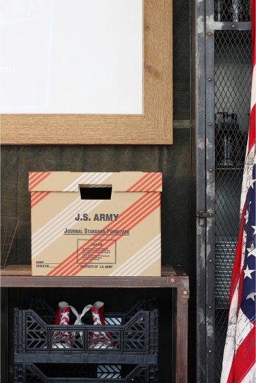 ���㡼�ʥ륹��������� �ե��˥��㡼 JS ARMY PX BOX 3 �����ߡ��ܥå��� 3�ĥ��å� �ܺٲ���4