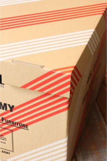 ���㡼�ʥ륹��������� �ե��˥��㡼 JS ARMY PX BOX 3 �����ߡ��ܥå��� 3�ĥ��å� �ܺٲ���8