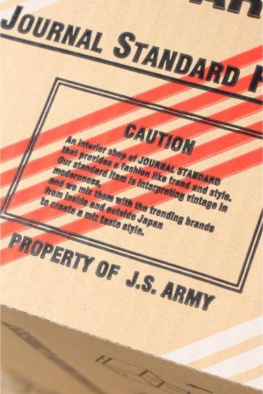 ���㡼�ʥ륹��������� �ե��˥��㡼 JS ARMY PX BOX 3 �����ߡ��ܥå��� 3�ĥ��å� �ܺٲ���9