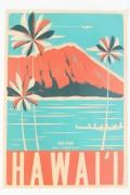 ������ �ե��˥��㡼 PR POSTER HAWAII