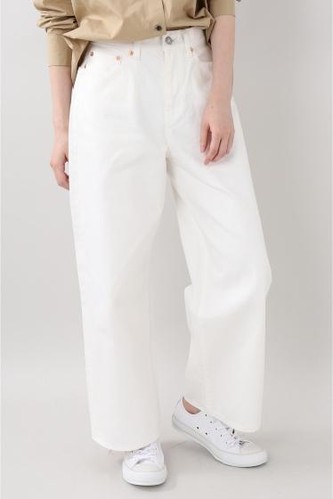 �ܥʥ� WH-Wide-5Pocket Pants �ۥ磻��