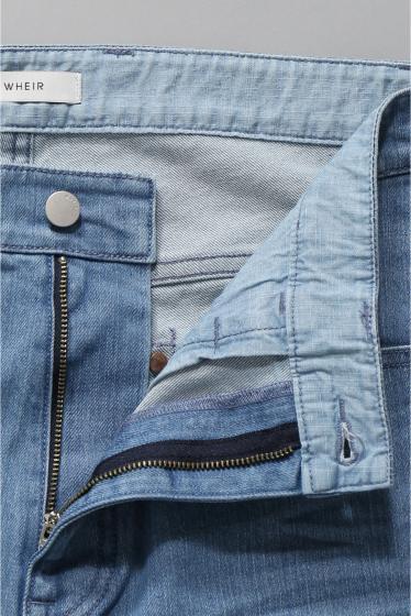 �����ܥ ������ ��WHEIR Bobson��mens tapered jeans �ܺٲ���11