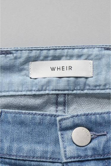 �����ܥ ������ ��WHEIR Bobson��mens tapered jeans �ܺٲ���12