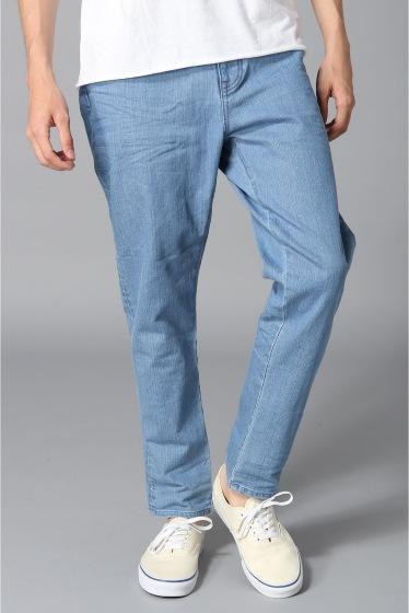 �����ܥ ������ ��WHEIR Bobson��mens tapered jeans ���å����֥롼