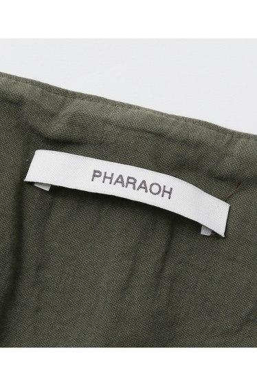 ���ԥå������ѥ� ��PHARAOH�� ��å�Pants khaki �ܺٲ���12