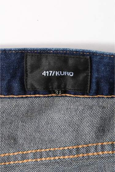 �ե�����֥� ���ǥ��ե��� KURO / ���� 417���� EN.TOE BLUE DENIM �ܺٲ���14