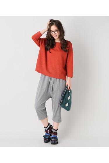 ���㡼�ʥ륹��������� ��OSKAR/����������Weekend Muse Woollen Harem Pants:�������åȥѥ�� �ܺٲ���1