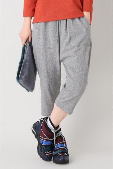 ���㡼�ʥ륹��������� ��OSKAR/����������Weekend Muse Woollen Harem Pants:�������åȥѥ�� ���졼