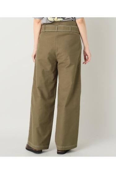 ���㡼�ʥ륹��������� ��AERON /�������� paper bag trousers �ܺٲ���5