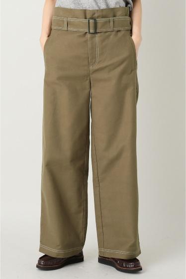 ���㡼�ʥ륹��������� ��AERON /�������� paper bag trousers ������