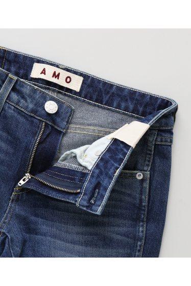 ���㡼�ʥ륹��������� ���塼�� ��AMO/����� TWIST ZIP:�ǥ˥�ѥ�� �ܺٲ���14