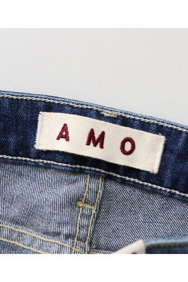 ���㡼�ʥ륹��������� ���塼�� ��AMO/����� TWIST ZIP:�ǥ˥�ѥ�� �ܺٲ���15