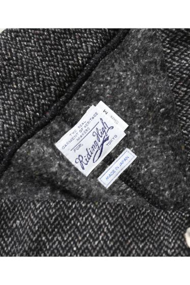 ���㡼�ʥ륹��������� RIDING HIGH / �饤�ǥ��󥰥ϥ�:TWEED NEP FLEECE PANTS �ܺٲ���11