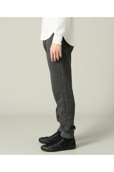 ���㡼�ʥ륹��������� RIDING HIGH / �饤�ǥ��󥰥ϥ�:TWEED NEP FLEECE PANTS �ܺٲ���3