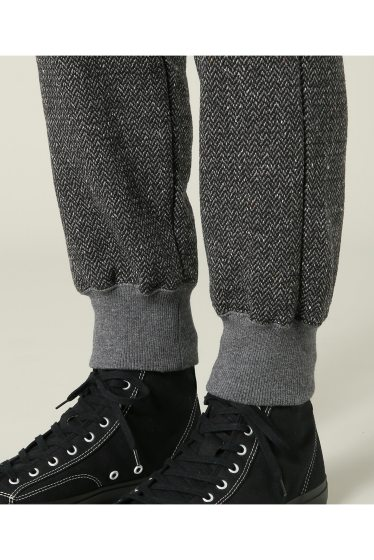 ���㡼�ʥ륹��������� RIDING HIGH / �饤�ǥ��󥰥ϥ�:TWEED NEP FLEECE PANTS �ܺٲ���9