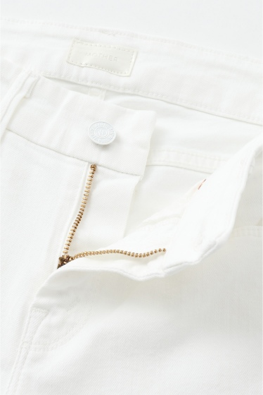 �ɥ����������� ���饹 MOTHER WHITE SKINNY�� �ܺٲ���10
