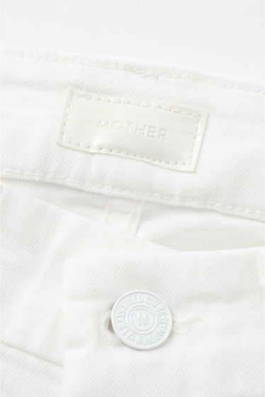 �ɥ����������� ���饹 MOTHER WHITE SKINNY�� �ܺٲ���11