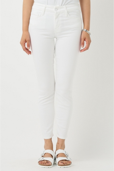 �ɥ����������� ���饹 MOTHER WHITE SKINNY�� �ܺٲ���2
