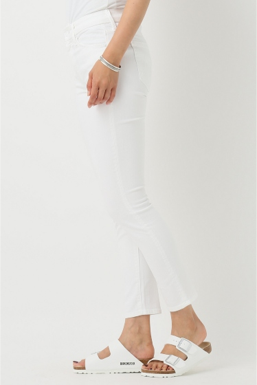 �ɥ����������� ���饹 MOTHER WHITE SKINNY�� �ܺٲ���3