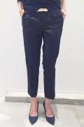 ���ѥ�ȥ�� �ɥ����������� ���饹 Wool Cropped Pants��