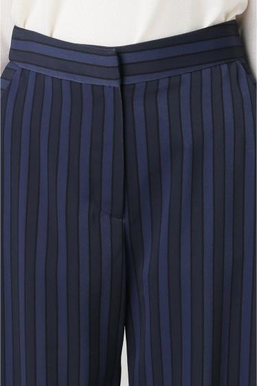 ���ѥ�ȥ�� �ɥ����������� ���饹 ��ATEA OCEANIE Stripe Wide pants �ܺٲ���5