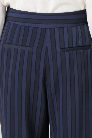 ���ѥ�ȥ�� �ɥ����������� ���饹 ��ATEA OCEANIE Stripe Wide pants �ܺٲ���6