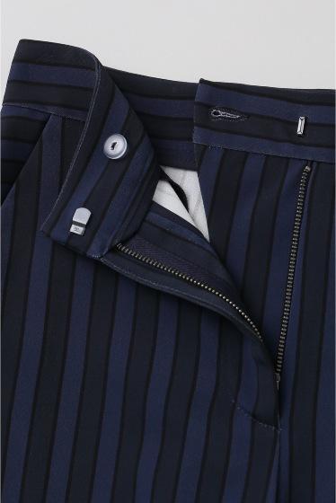 ���ѥ�ȥ�� �ɥ����������� ���饹 ��ATEA OCEANIE Stripe Wide pants �ܺٲ���8