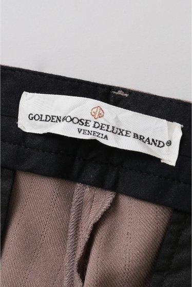 ���ѥ�ȥ�� �ɥ����������� ���饹 ��GOLDEN GOOSE Drop PANT �ܺٲ���9