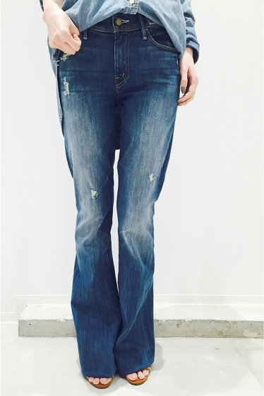 ���ѥ�ȥ�� �ɥ����������� ���饹 *MOTHER THE CRUISER(DENIM)�� �֥롼 A