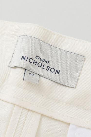 ���ѥ�ȥ�� �ɥ����������� ���饹 STUDIO NICHOLSON BALLOON PANT�� �ܺٲ���9