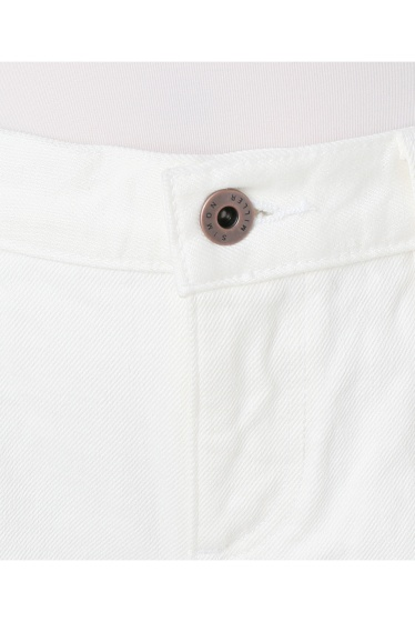 ���ѥ�ȥ�� �ɥ����������� ���饹 ��SIMON MILLER Cropped Flare White Denim �ܺٲ���7