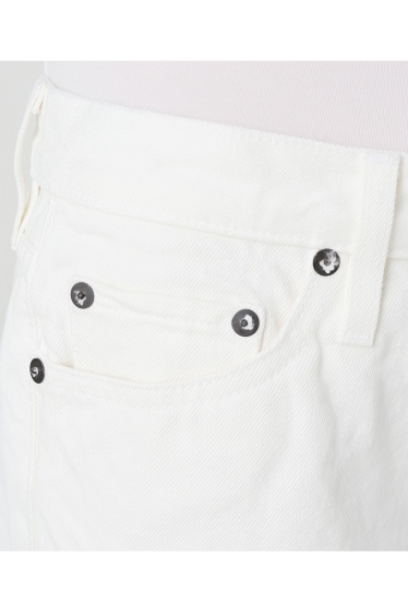 ���ѥ�ȥ�� �ɥ����������� ���饹 ��SIMON MILLER Cropped Flare White Denim �ܺٲ���8