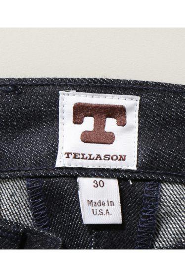 ���㡼�ʥ륹��������� TELLASON / �ƥ饽�� : DENIM TROUSERRS / �ǥ˥� �ܺٲ���15
