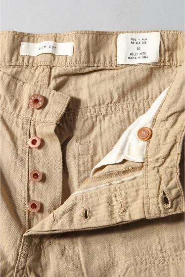 ���㡼�ʥ륹��������� Billy Reid / �ӥ��� : Regular Panel Pants �ܺٲ���13