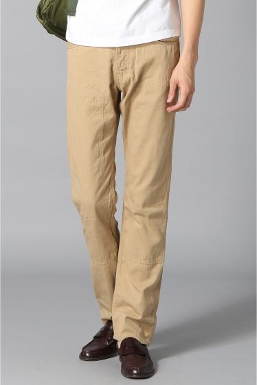 ���㡼�ʥ륹��������� Billy Reid / �ӥ��� : Regular Panel Pants �١�����