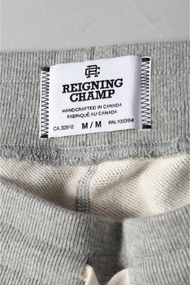 ���㡼�ʥ륹��������� REIGNING CHAMP  / �쥤�˥�����: Slim Sweat Pants �ܺٲ���13