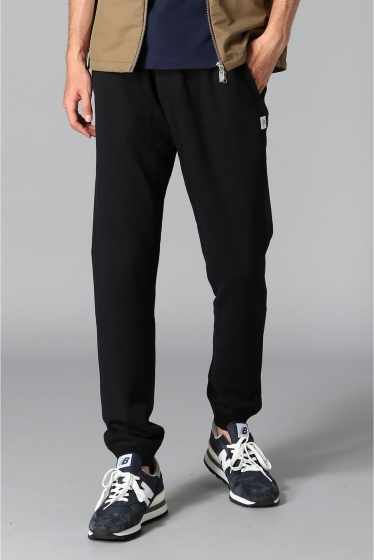 ���㡼�ʥ륹��������� REIGNING CHAMP  / �쥤�˥�����: Slim Sweat Pants �֥�å�