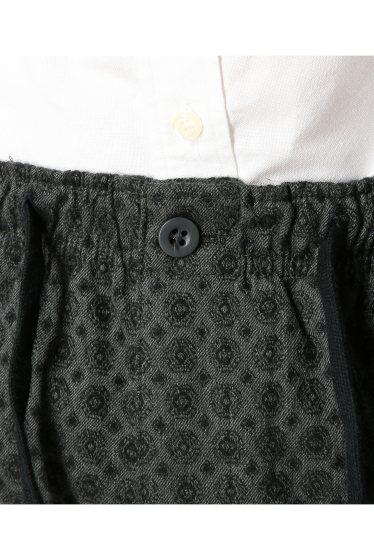 ���㡼�ʥ륹��������� NICHE Pattern Gaucho Easy Pants �ܺٲ���10