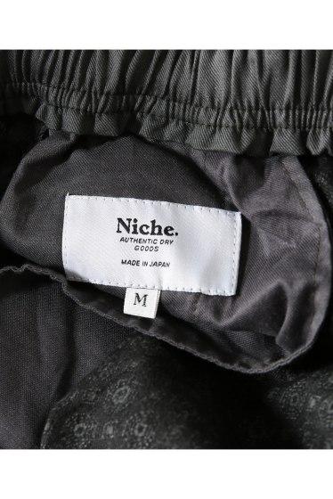 ���㡼�ʥ륹��������� NICHE Pattern Gaucho Easy Pants �ܺٲ���13