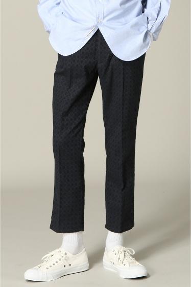���㡼�ʥ륹��������� NICHE Pattern Gaucho Easy Pants �ͥ��ӡ�