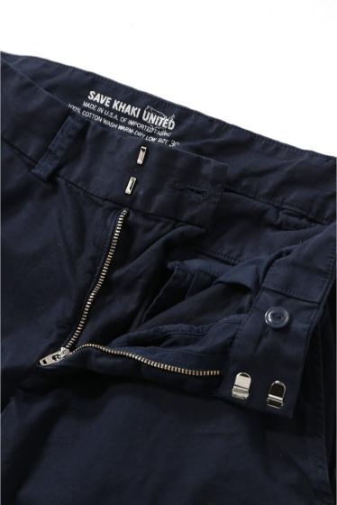 �����֥�������ʥ��ƥå� Twill Trouser W/Ribcuf �ܺٲ���10